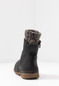 El Naturalista - ANGKOR - Classic ankle boots - pleasant black - 5