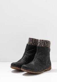 El Naturalista - ANGKOR - Classic ankle boots - pleasant black - 4