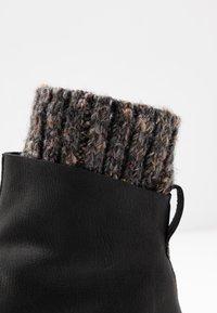 El Naturalista - ANGKOR - Classic ankle boots - pleasant black - 2