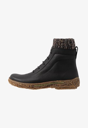 NIDO - Veterboots - black