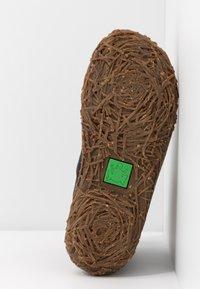 El Naturalista - NIDO - Šněrovací kotníkové boty - black - 6