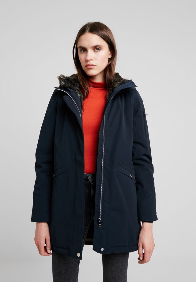ANGELA - Winter coat - dark navy