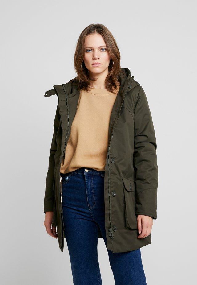 CORNELIA - Płaszcz zimowy - army green