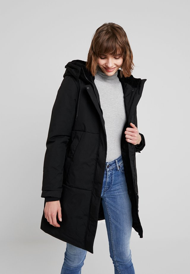 TIRIL - Winter coat - black