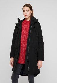 Elvine - EVIN - Winter coat - black - 0