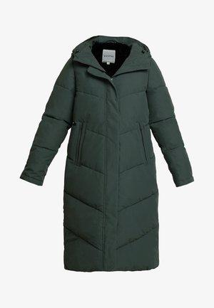 NAEMI - Zimní kabát - bottle green