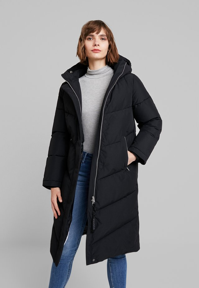 NAEMI - Winter coat - black