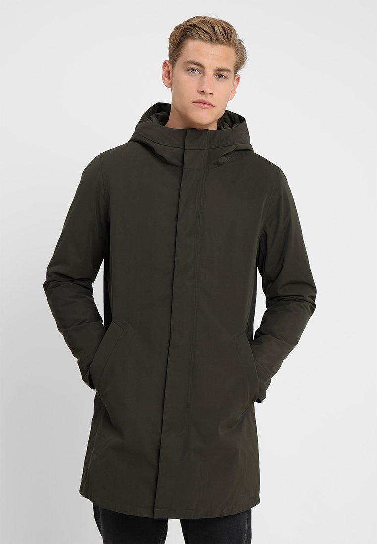Elvine - GEORGE - Short coat - army green