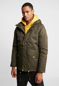 Elvine - CORNELL - Winter coat - army green - 0
