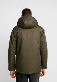 Elvine - CORNELL - Winter coat - army green - 2