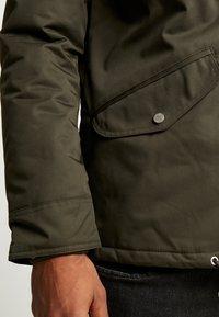 Elvine - CORNELL - Winter coat - army green - 5