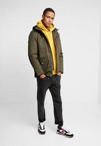 Elvine - CORNELL - Winter coat - army green - 1