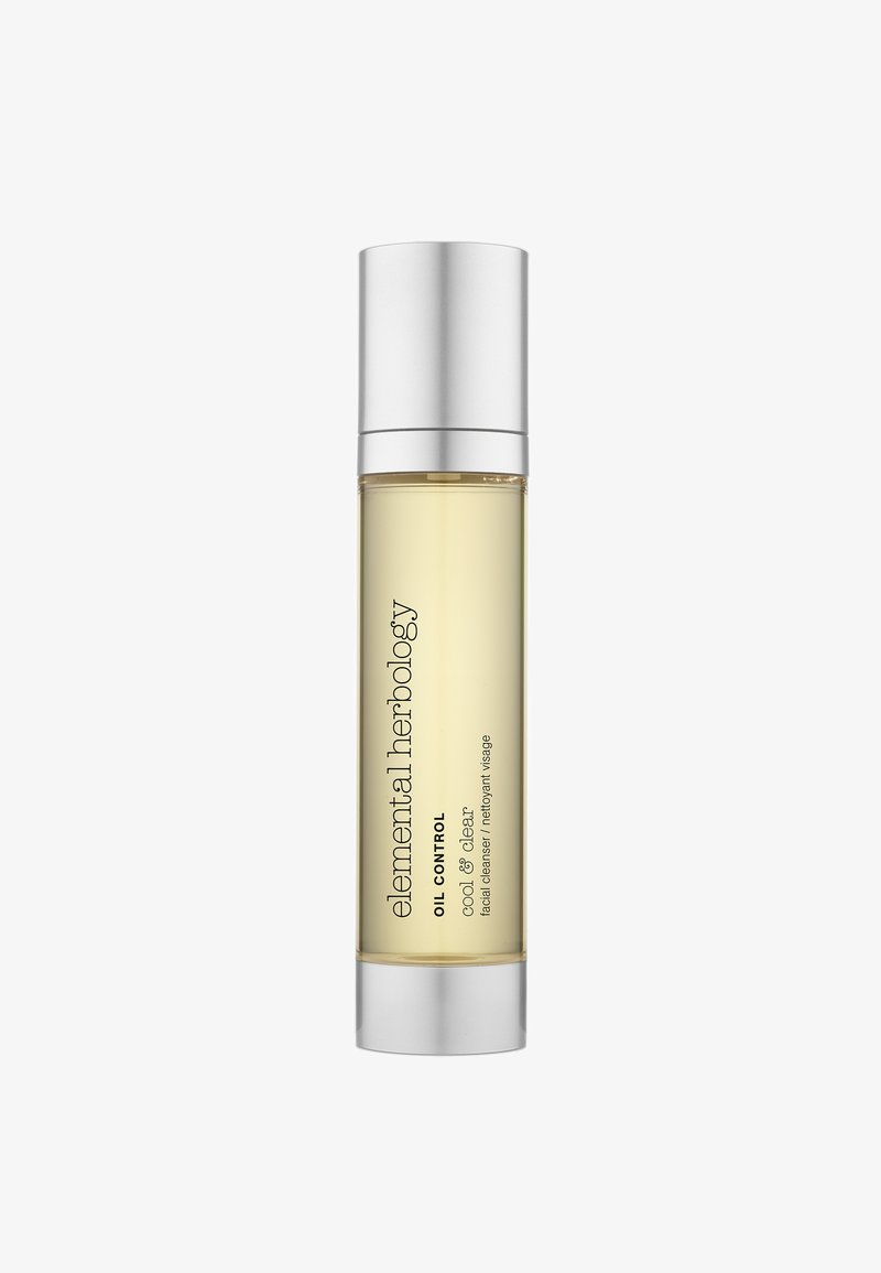 Elemental Herbology - COOL & CLEAR FOAMING FACIAL CLEANSER 100ML - Oczyszczanie twarzy - neutral