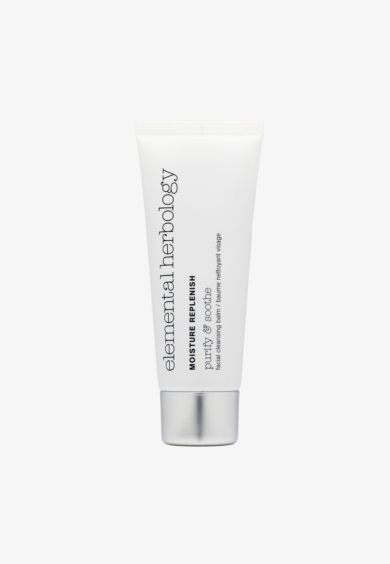 Elemental Herbology - PURIFY & SOOTHE FACIAL CLEANSING BALM 75ML - Ansigtsrens - neutral