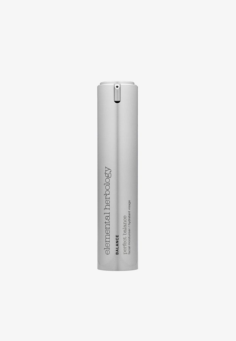Elemental Herbology - PERFECT BALANCE MOISTURISER SPF12 50ML - Face cream - neutral