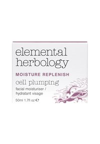 Elemental Herbology - CELL PLUMPING MOISTURISER SPF8 50ML - Dagkräm - neutral