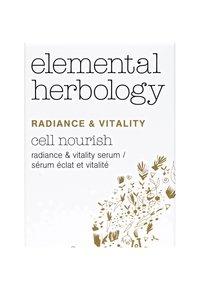 Elemental Herbology - CELL NOURISH SERUM 30ML - Serum - neutral - 2