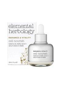 Elemental Herbology - CELL NOURISH SERUM 30ML - Serum - neutral - 1