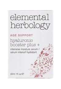 Elemental Herbology - HYALURONIC BOOSTER PLUS SERUM 30ML - Serum - neutral - 2
