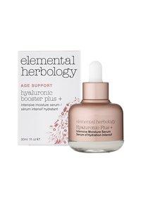 Elemental Herbology - HYALURONIC BOOSTER PLUS SERUM 30ML - Serum - neutral - 1