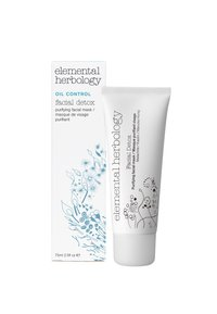 Elemental Herbology - FACIAL DETOX PURIFYING MASK 75ML - Face mask - neutral - 1