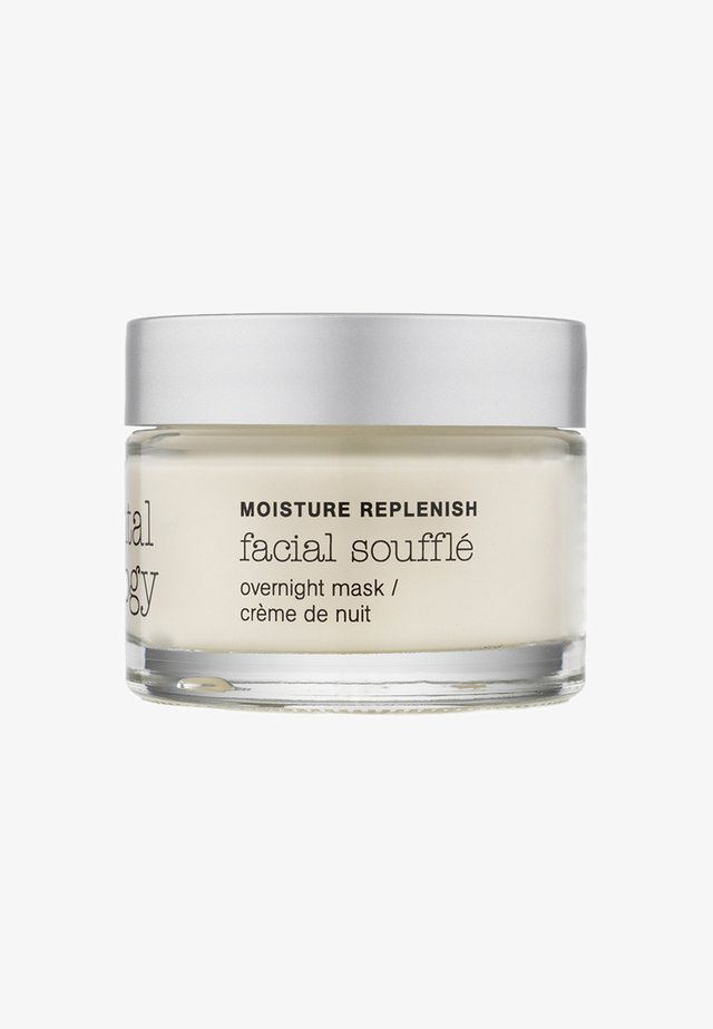 FACIAL SOUFFLÉ OVERNIGHT CREAM 50ML - Maschera viso - neutral