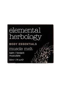 Elemental Herbology - MUSCLE MELT BALM 50ML - Idratante - neutral - 2