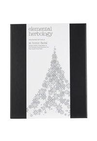 Elemental Herbology - ELEMENTAL HERBOLOGY AT HOME FACIAL - Huidverzorgingsset - - - 4