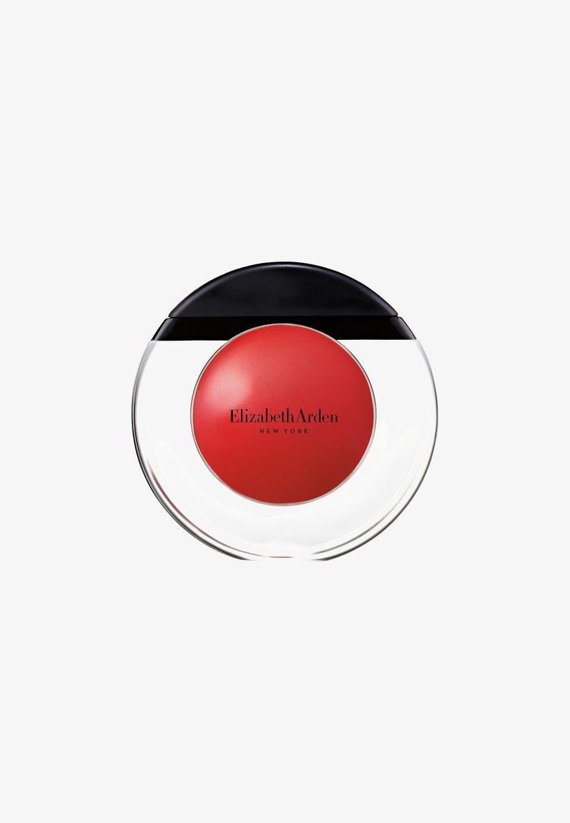 Elizabeth Arden - SHEER KISS LIP OIL - Baume à lèvres - 04 rejuvenating red