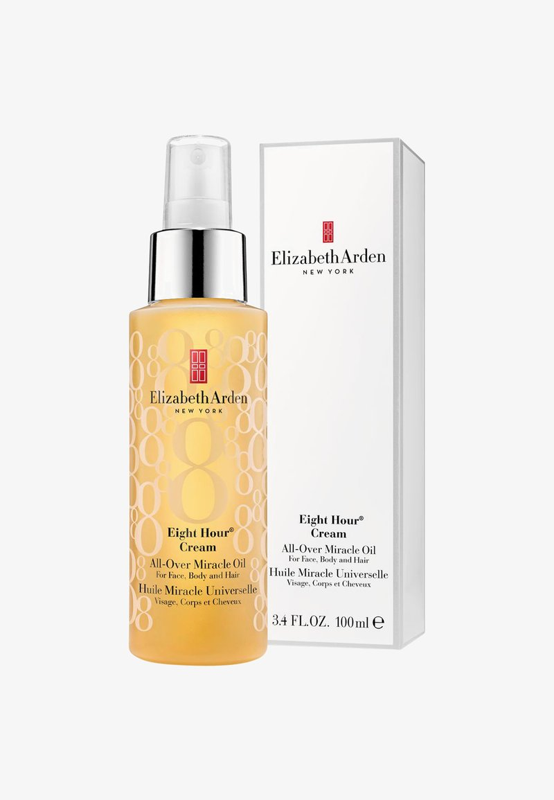Elizabeth Arden - EIGHT HOUR ALL OVER MIRACLE OIL 100ML - Body oil - -