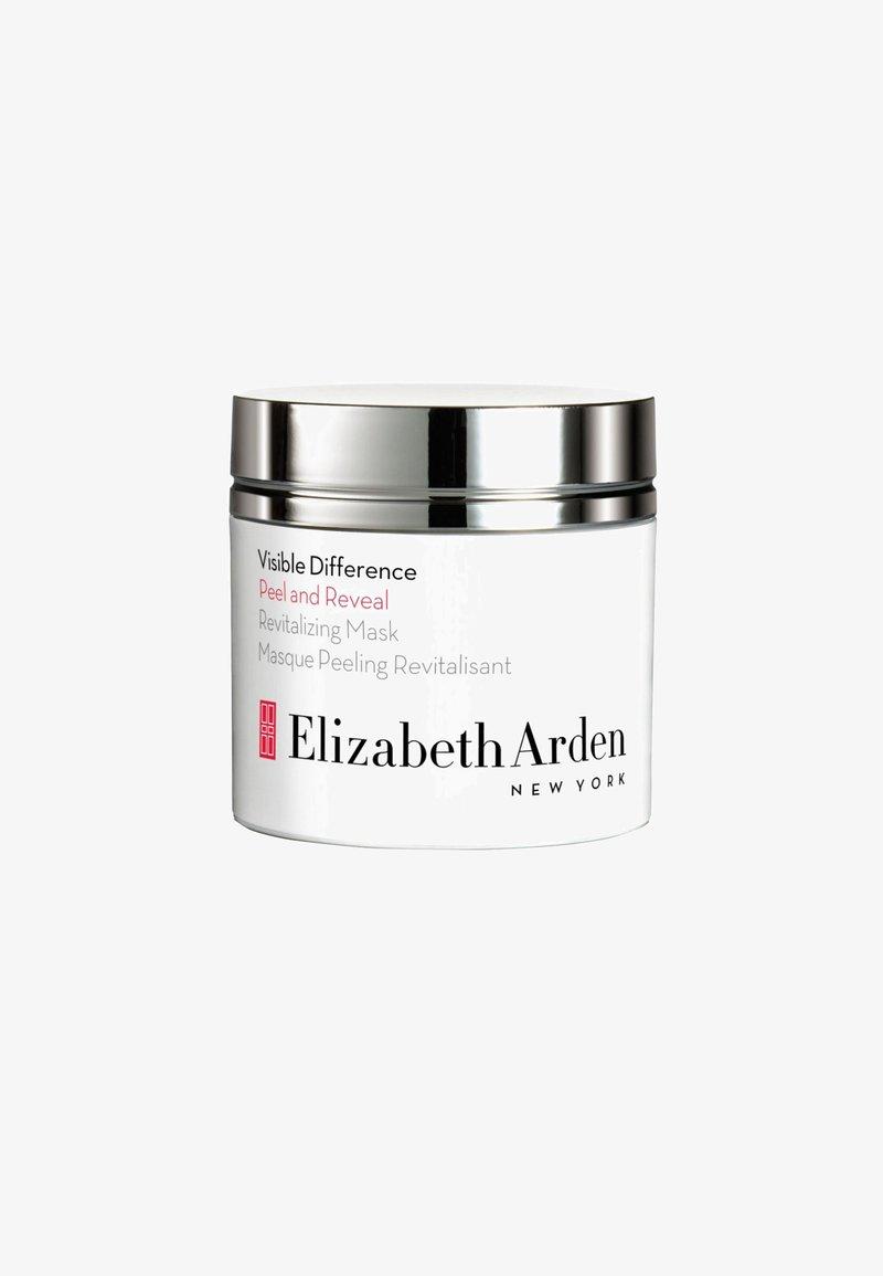 Elizabeth Arden - VISIBLE DIFFERENCE PEEL & REVEAL REVITALIZING MASK 50ML - Masker - -