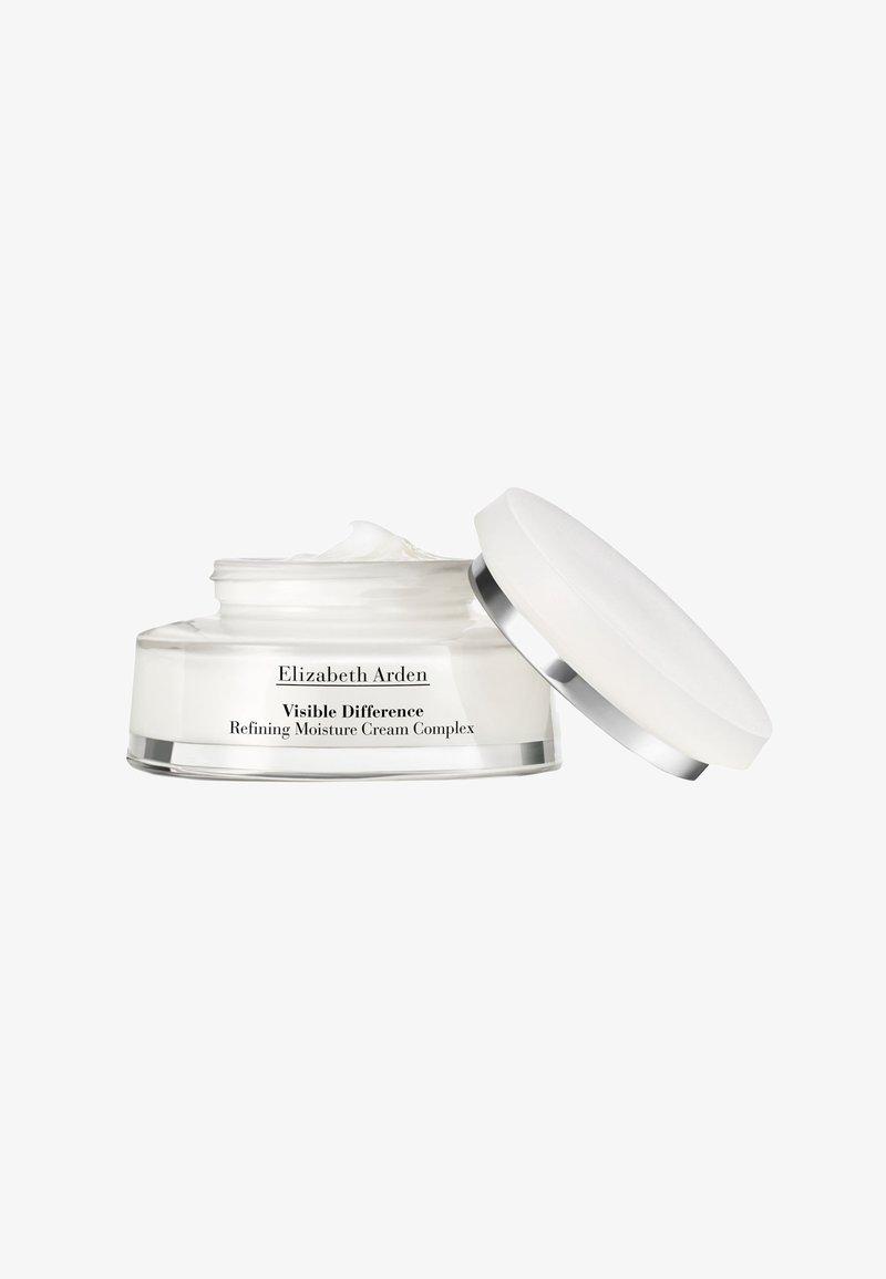 Elizabeth Arden - VISIBLE DIFFERENCE REFINING MOISTURE CREAM COMPLEX 75ML - Face cream - -