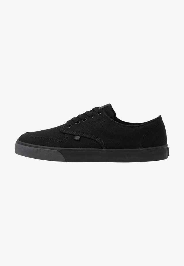 TOPAZ C3 - Sneakers laag - blackout