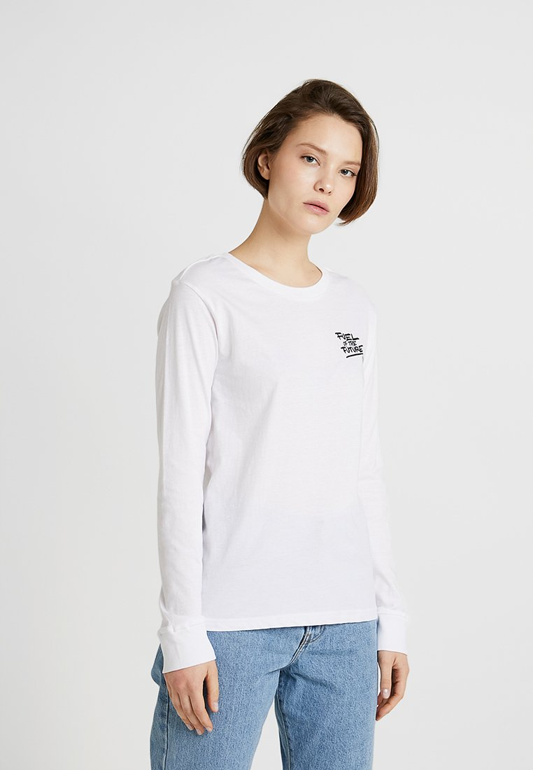 Element - YAWYD - Long sleeved top - white