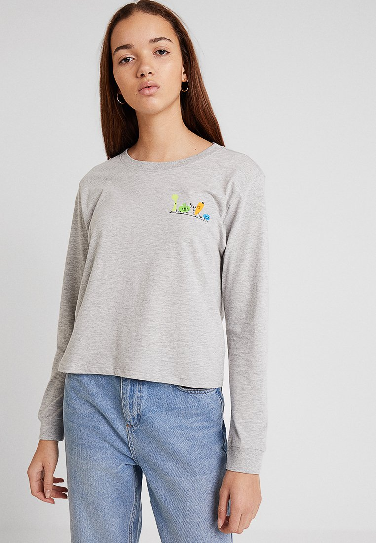Element - Long sleeved top - heather grey