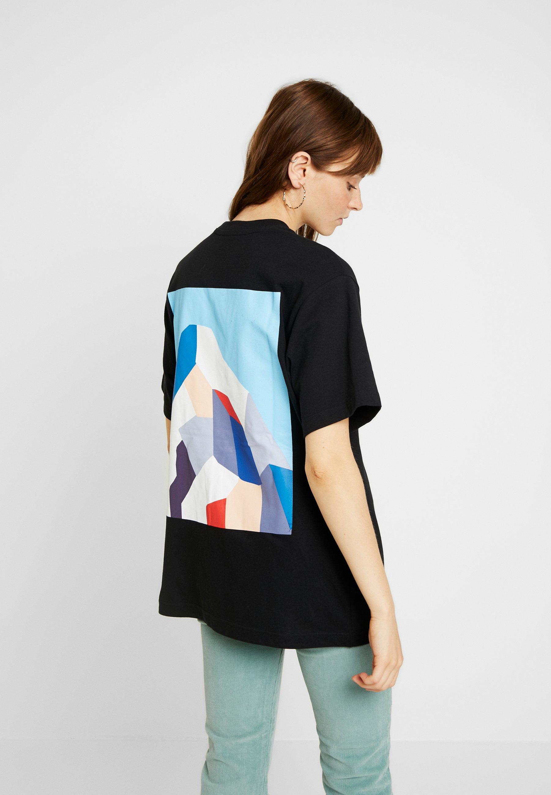 Flint shirt TeeT Imprimé Element Black ukXiOPZ