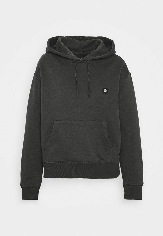 Hoodie - off black