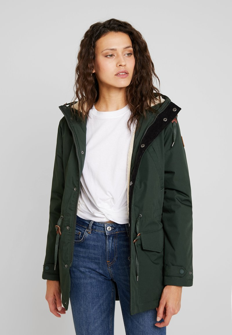 Element - ROGHAN WOMEN - Winter coat - olive drab