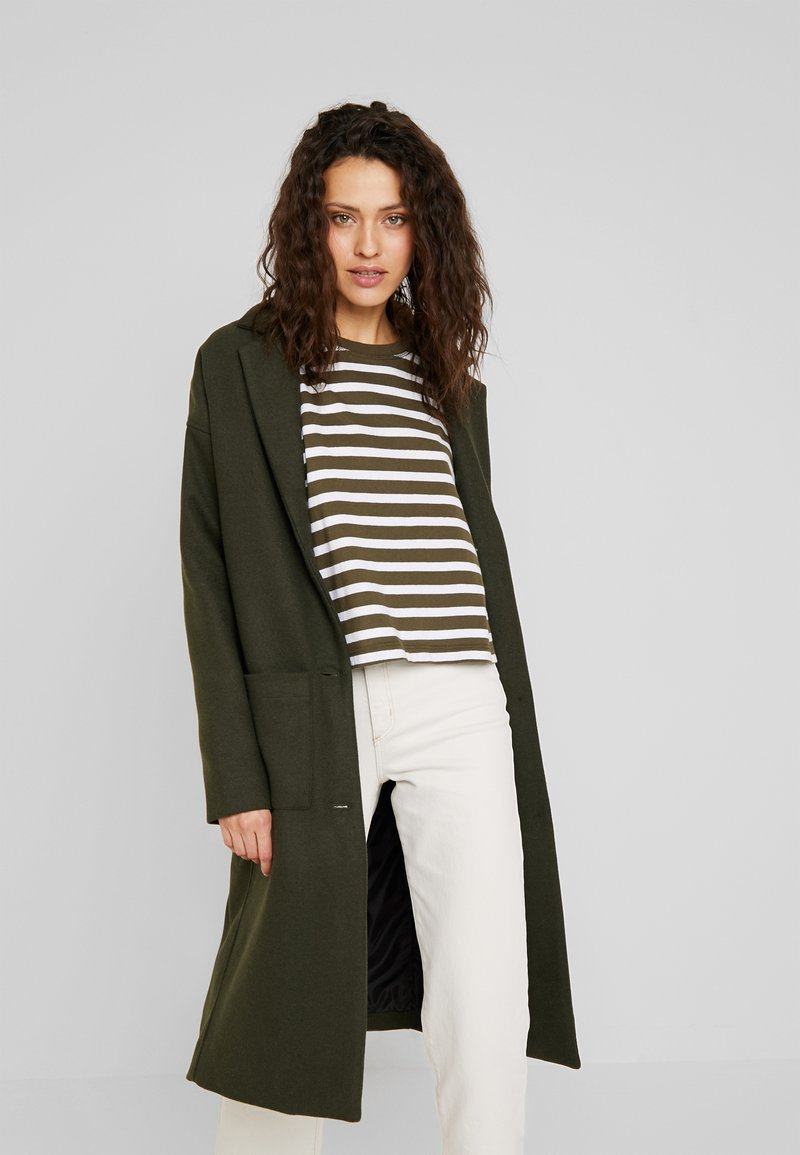 Element - BONNIE COAT - Classic coat - military