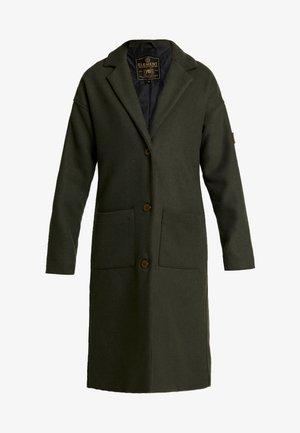 BONNIE COAT - Płaszcz wełniany /Płaszcz klasyczny - military