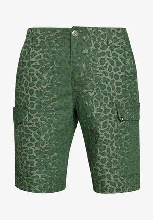 LEGION CARGO - Shorts - multi-coloured/olive