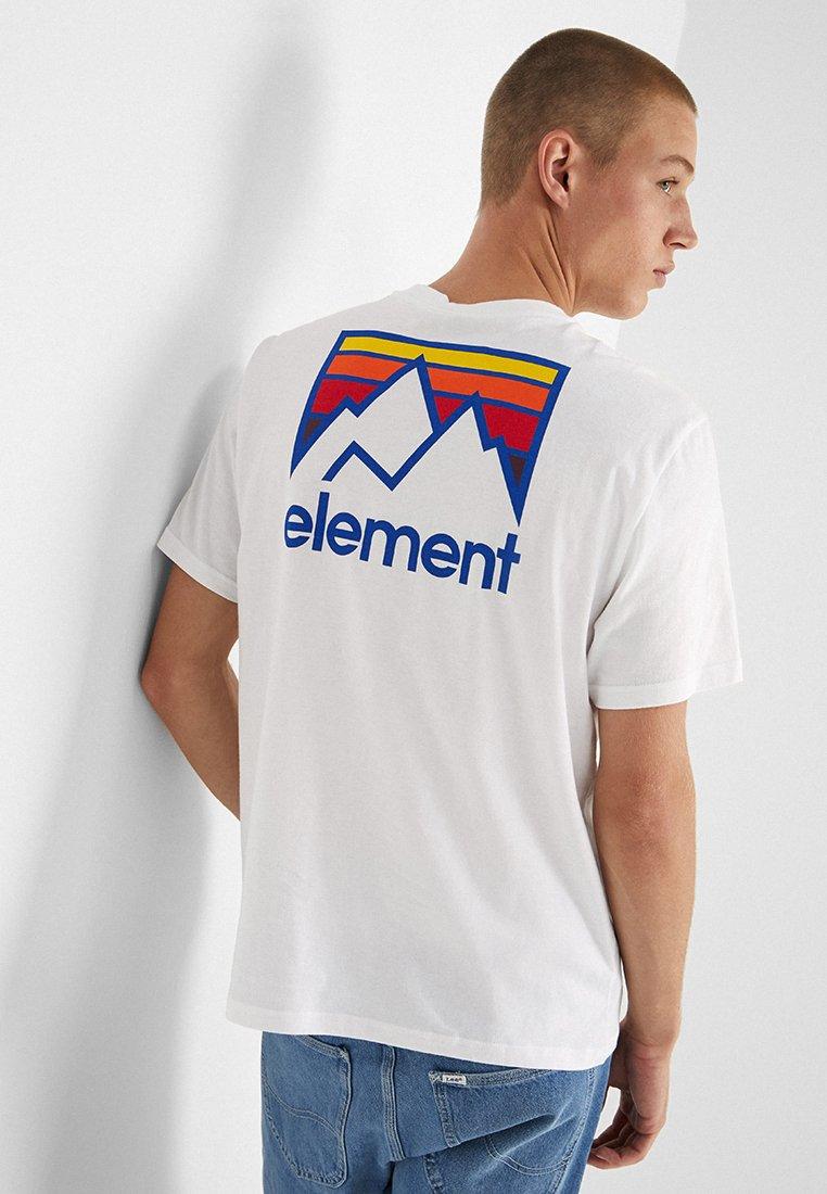 Element - JOINT  - T-Shirt print - optic white