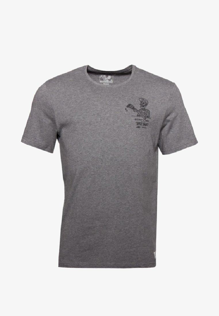Element - T-Shirt print - gray