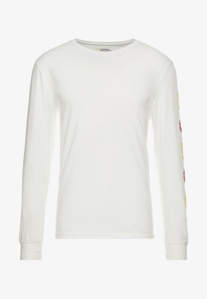 CURRENT - Pitkähihainen paita - off white