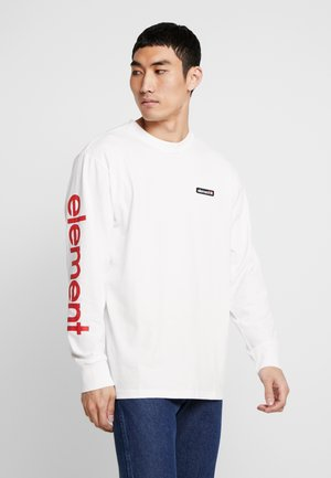 PRIMO - Long sleeved top - off white