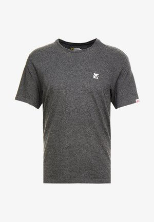 CURRENT - Printtipaita - charcoal heather