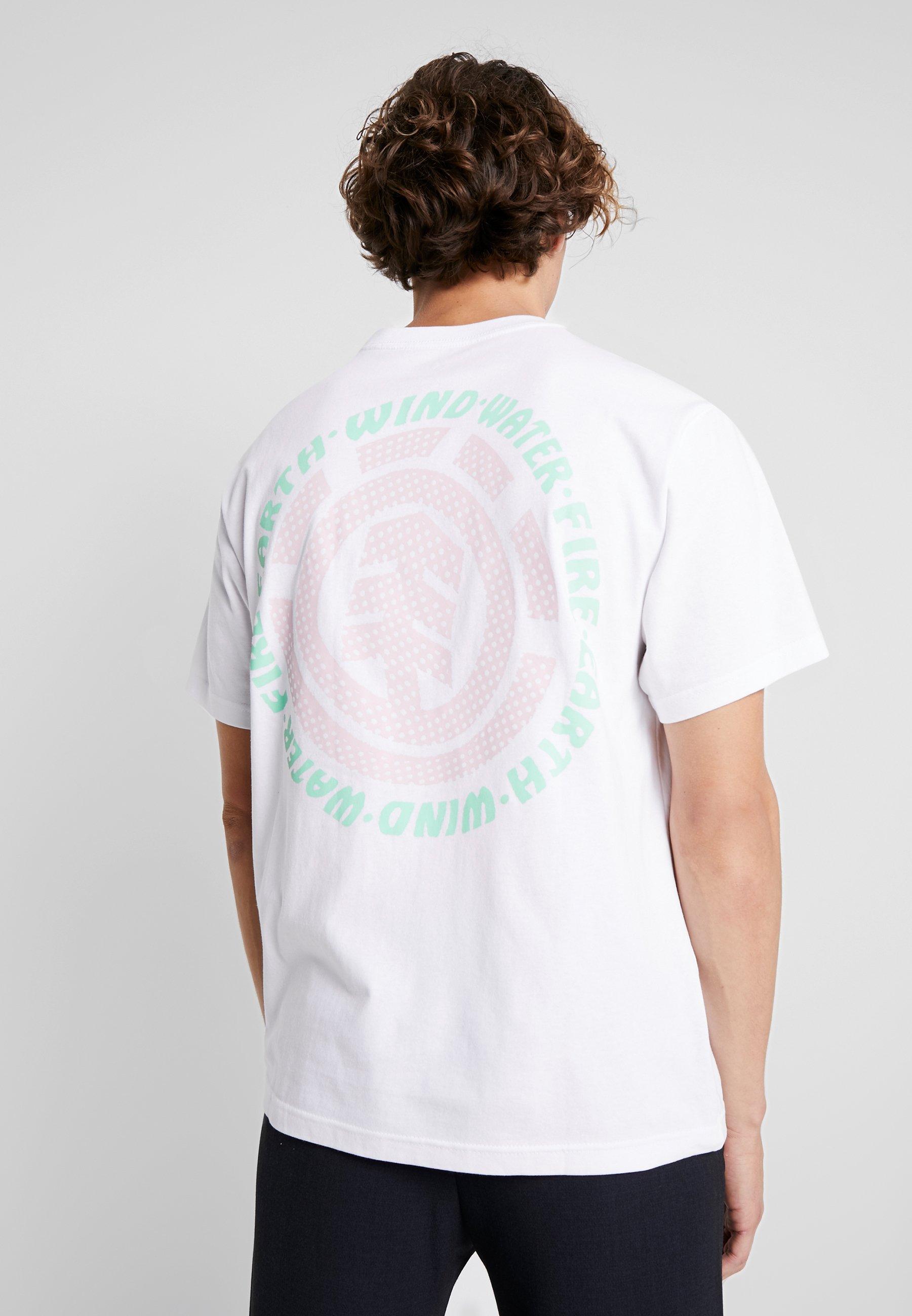 Optic White shirt DottedT Imprimé Element lc13FKJuT5