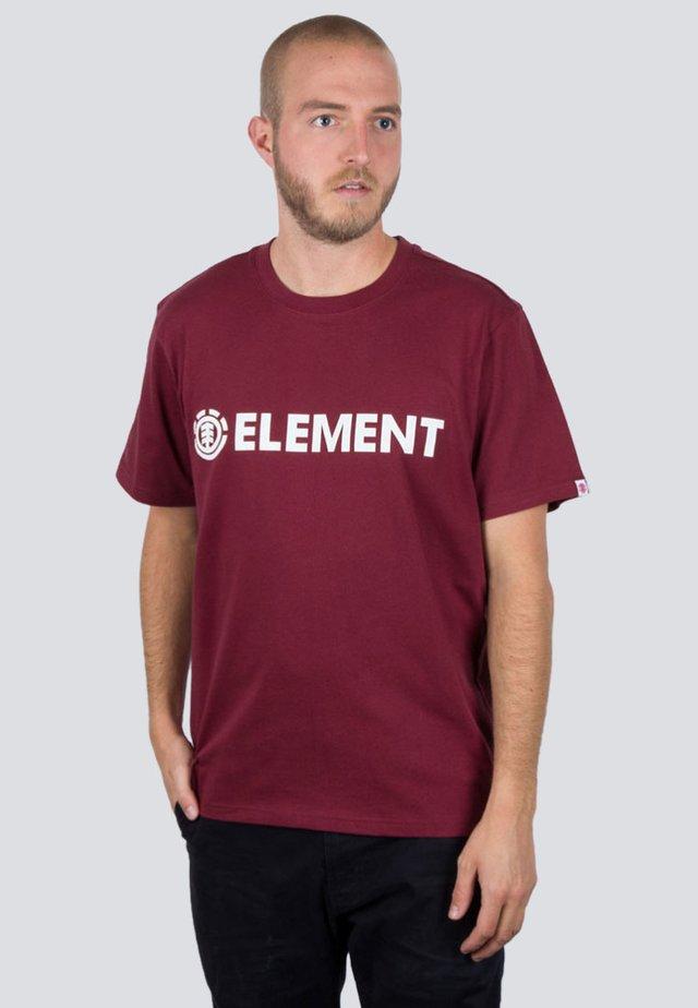 BLAZIN - Print T-shirt - port