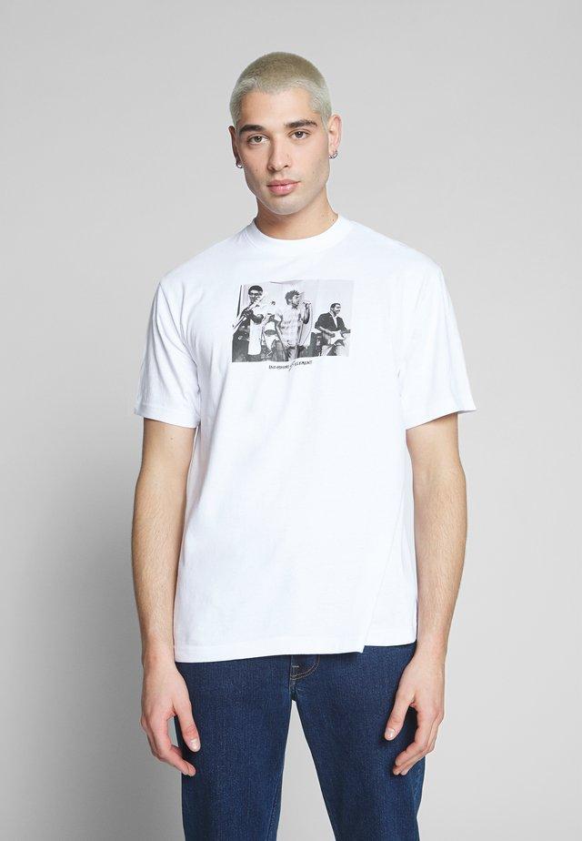 BAD BRAINS - T-shirt med print - optic white