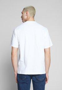Element - BAD BRAINS - T-shirts print - optic white - 3